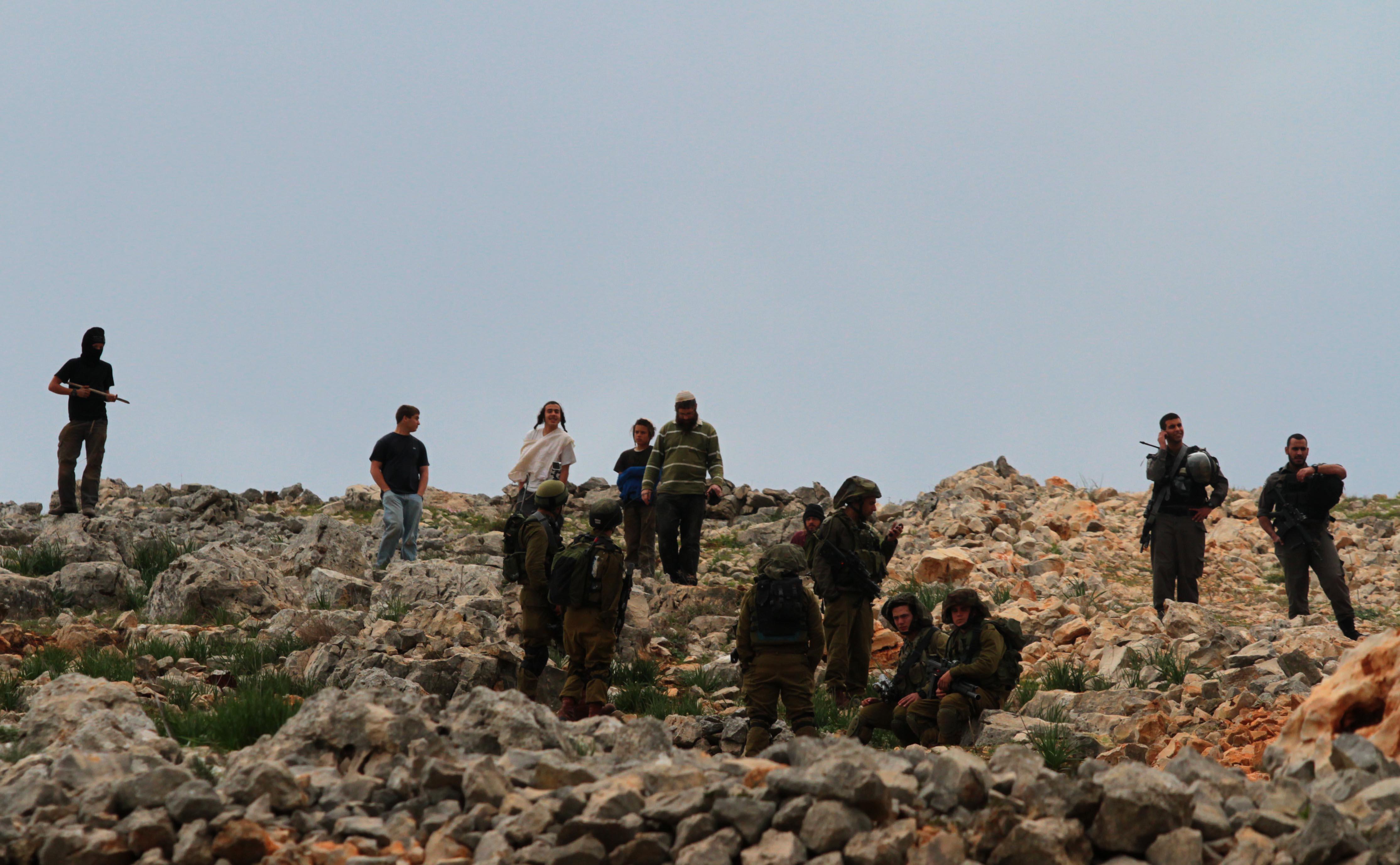 Des colons juifs attaquent les voitures de Palestiniens près de Naplouse
