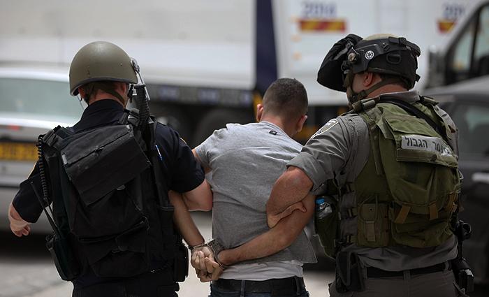 Neuf arrêtés par l'occupation en Cisjordanie occupée
